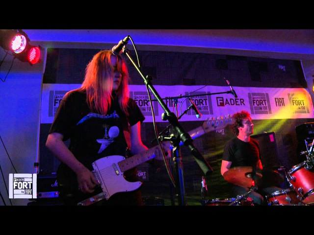 Bleached - Think Of You (Fader Fort by FIAT 2011