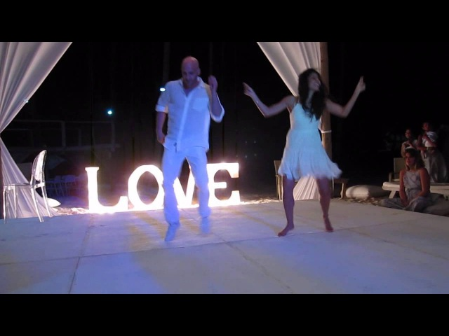 SUGAR - Maroon 5 Wedding Dance | Devon Perri Nicole Perri