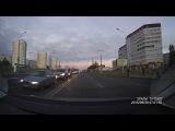 Отличная реакция водителя помогла избежать ДТП в Гродно