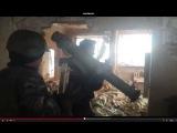 Спарта жарит пердаки украинским киборгам в донецком аэропорту