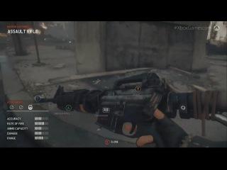 Геймплей Homefront 2: The Revolution c Gamescom 2015