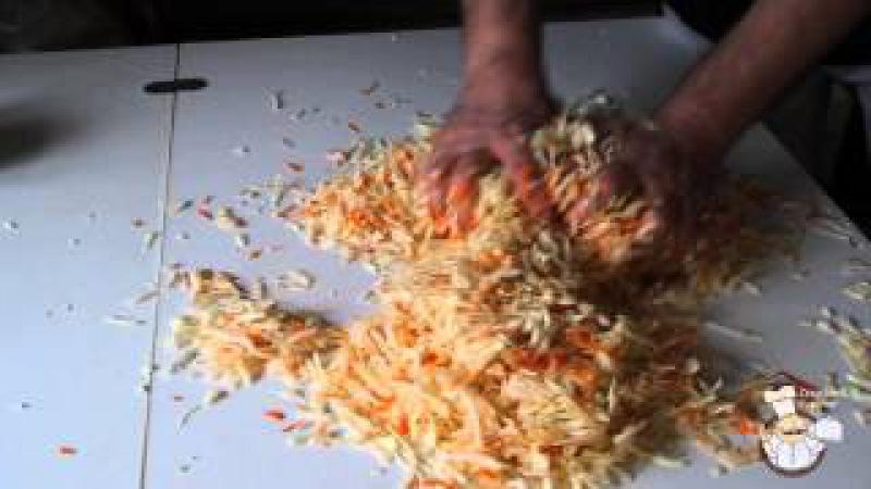 Как квасить капусту в домашних условиях. Простой рецепт вкусной соленой капусты