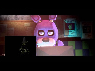 [SFM FNAF 3] Bonnie Reacts to Five nights at Fredds's 3 trailer