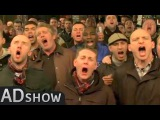 Epic football fans choir cover of Savage Garden