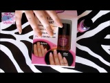 Pink Armor Nail Growth Formula vs. Perfect Formula Pink Gel Coat QVC Nail Polish Manicure DIY Design