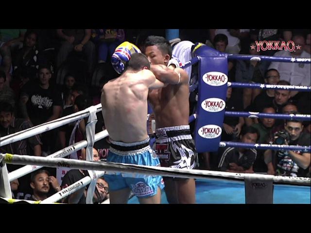 YOKKAO 6 Thongchai Sitsongpeenong vs Toby Smith FULL-HD