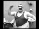 Чарли Чаплин и массаж