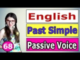 67. Английский PASSIVE VOICE ACTIVE VOICE