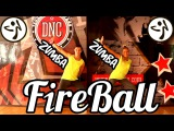 ТАНЕЦ - FIREBALL - PITBULL #DANCEFIT