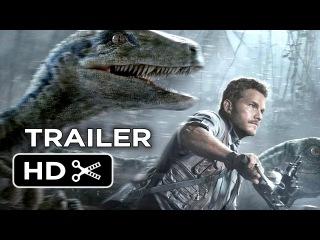 Jurassic World Official Trailer #2 (2015) - Chris Pratt, Jake Johnson Movie HD