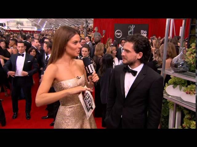 SAG Kit Harington Game of Thrones | 2015