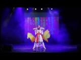 Шоу жонглеров Сфера, фестиваль Yogart 18 апреля 2015 г.