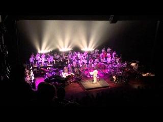 Snarky Puppy & Metropole Orkest @ Schouwburg Rotterdam playing Lingus