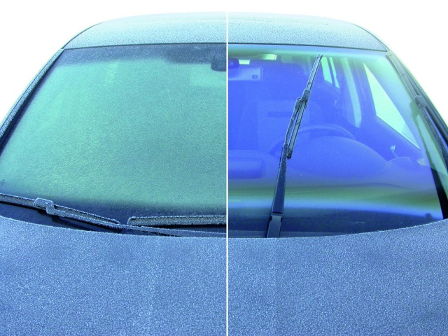Простой совет чтобы стекла в машине не замерзали