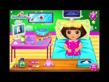 ���� ��������������� - ���� � ������� - Dora The Explorer -  Doctor Game