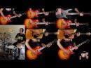 Hotel California - Eagles - Guitar Bass Drum Cover