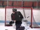 14 Year Old Hockey Goalie Dimitri Zarafonitis