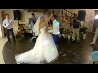 First Wedding's Dance of Sasha&Olya
