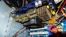 интересное использование клиентом кулера от процессора на видеокарте