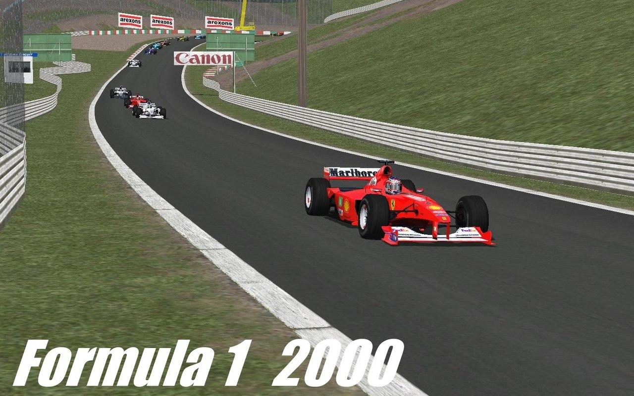 Гонки.МЕ Формула Гонки Ф1 2000 Формула-1 2000