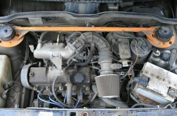 ваз 2113 мотор