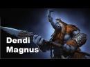 Dendi Magnus Forcestaff RP Repeat DotaCinema CD Dota 2