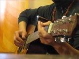 Урок на гитаре.Пробуем писать рэп. Виктория Юдина