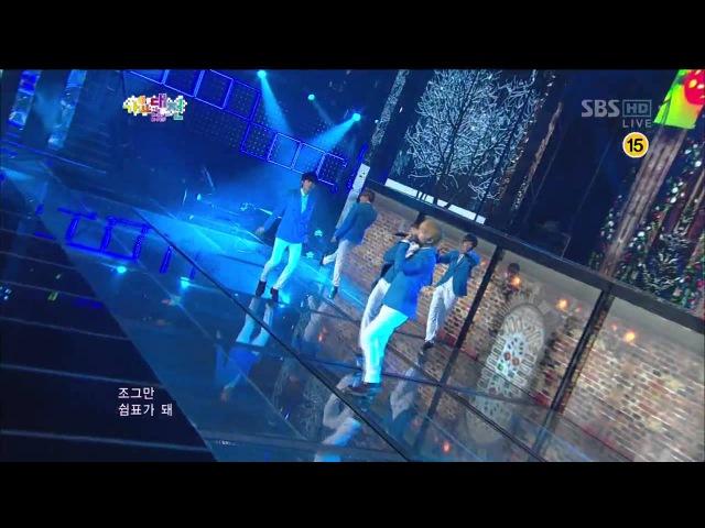드라마틱 블루 [눈물나게 아름다운 (muse)] @SBS gayodaejun 가요대전 20121229