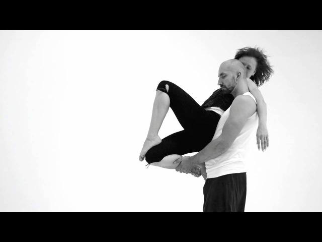 Contact Improvisation, promo trailer - контактная импровизация