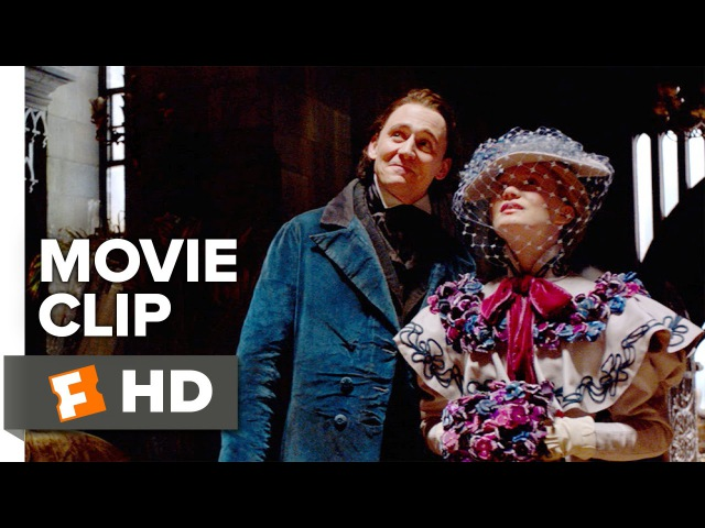 Crimson Peak Movie CLIP - Threshold (2015) - Tom Hiddleston, Mia Wasikowska Movie HD