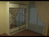 Делаем пескоструй на зеркале шкафа Sketchup+V-ray