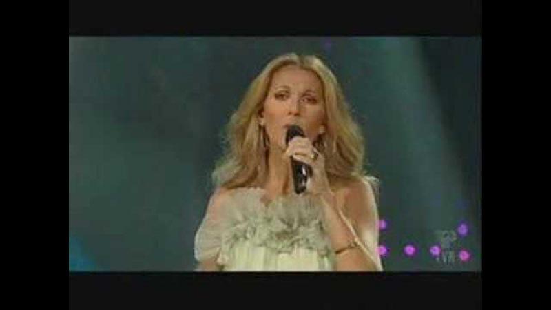 Celine Dion - S'il Suffisait D'aimer - Live