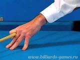 Игра в бильярд - уроки по бильярду. Урок №3.