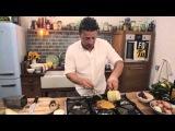 Джейми Оливер - Как приготовить открытый омлет.