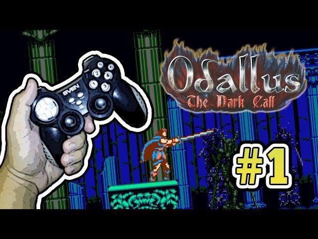 Odallus: The Dark Call 01