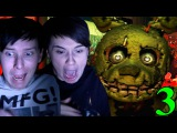 Dan and Phil Play FIVE NIGHTS AT FREDDY'S 3