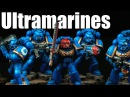 Как покрасить Ультрамарина eng part 2 How to paint Ultramarines Space Marines Warhammer 40k Airbrush buypainted 2 2