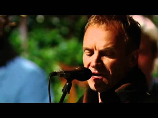 Sting - ...All This Time [Live in Tuskan Italy 2001]