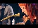 Paramore CrushCrushCrush Live on MTV's The Lair