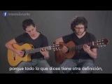 Как сложно говорить по испански с испанскими субтитрами - Qué difícil es hablar el español:-)