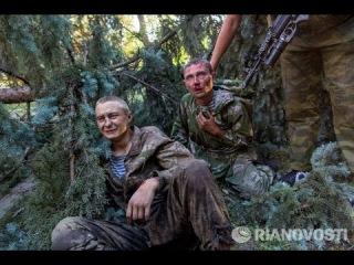 Иловайс Захваченные в плен Украинские солдаты. Батальон Днепр 1, Днепр 2, Домбас, и много других