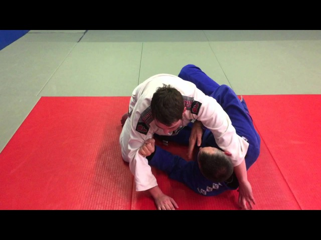 AMAA BJJ Ocean Springs Escaping Full Mount to Ninja Roll Choke