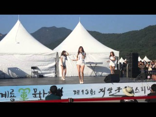 05.10.15 Girl's Day - Darling @ 13th Ground Forces Festival