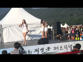 05.10.15 Girl's Day - Something @ 13th Ground Forces Festival