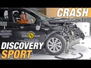 Land Rover Discovery Sport CRASH TEST