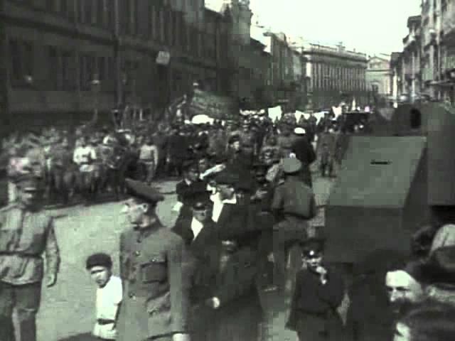Ліпеньскі крызіс Часовага Урада, 1917 г.