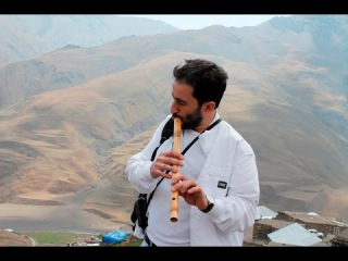 Neyzen Vugar - Ay ishiginda (Yeni Full klip 2014)