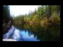 Рыбалка на хариуса в Тыве на притоках реки Балыктыг-Хема Красота дикой природы Сибири