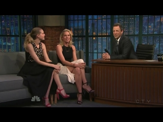 S.m. - 2015.03.19 - jay leno, sara and erin foster, seaton smith