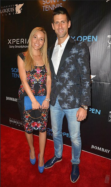 djokovic couple